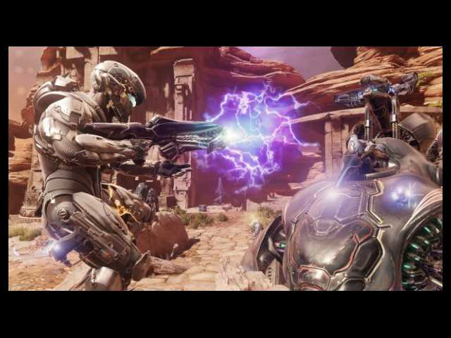 First impressions of 'Halo 5' build excitement