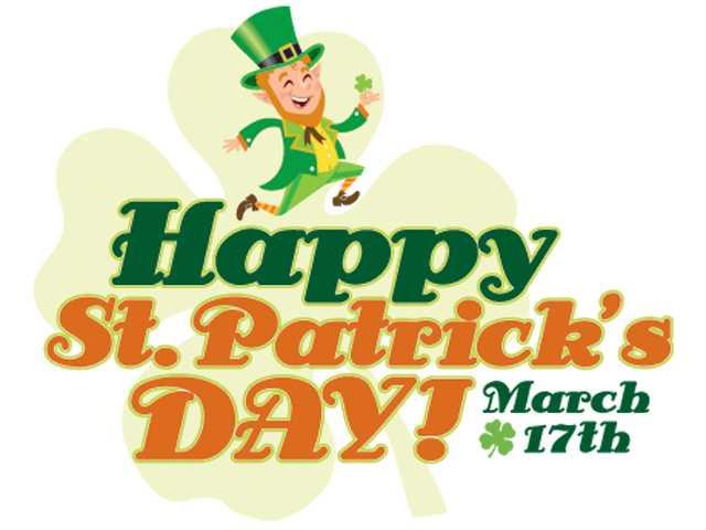 Jolly Ol' Saint Patrick