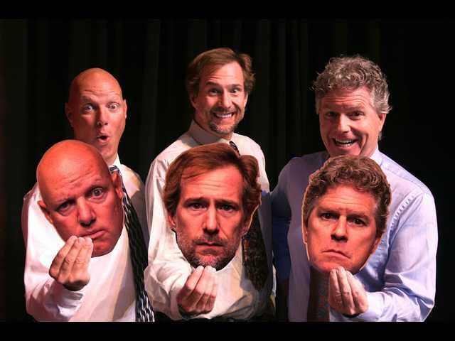 Come meet the 'Bad Boys of Abridgement'