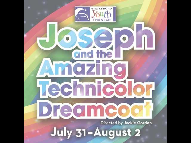 Live in 'Technicolor' (Dreamcoat, that is)