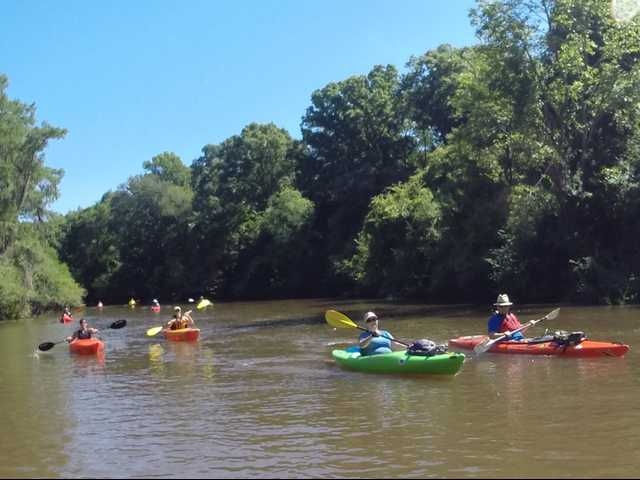 Hit the river with Ogeechee Riverkeeper