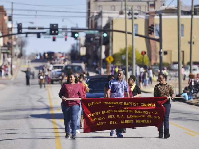 Parade, poetry and other events celebrate MLK