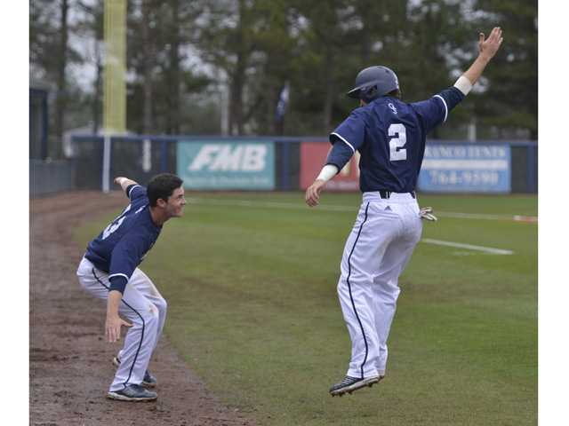 Eagle baseball heads to SoCon tournament