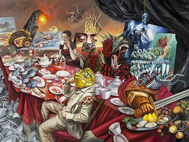 Piece and Pieces: The work of Carrie Ann Baade