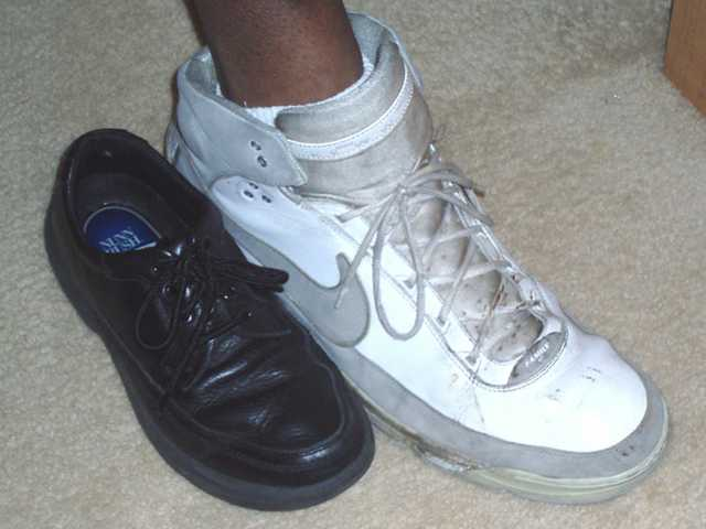 Guys With Big Shoe Size
