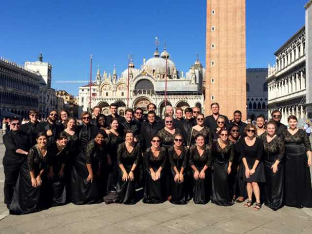 GSU choirs bring sounds of the season to FUMC