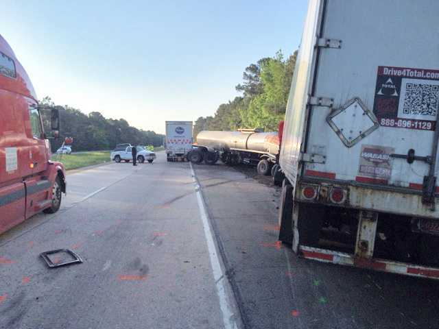 Five Georgia Southern students killed in I-16 crash