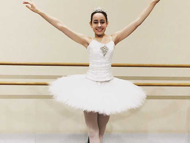 Young dancers take on dream roles in 'The Nutcracker'