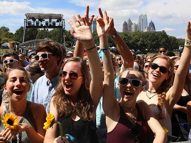 Atlanta music festival is back