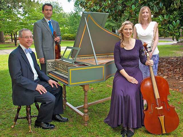 Continuo Collective of the South to perform at the Averitt