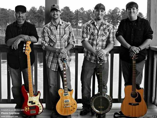 The Tiger Creek Band Members