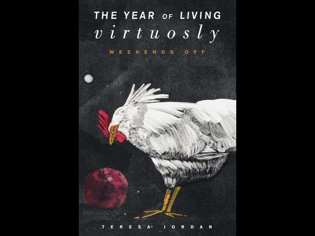 Book review: 'The Year of Living Virtuously (Weekends Off)' reflects on virtue, vice