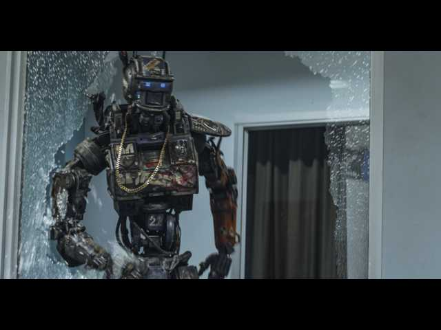 Historical movie robots we like a lot better than Chappie