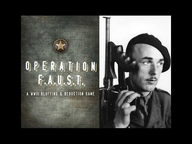 Game review: Operation F.A.U.S.T. is a spirited pursuit for fine art full of bluffing and deduction