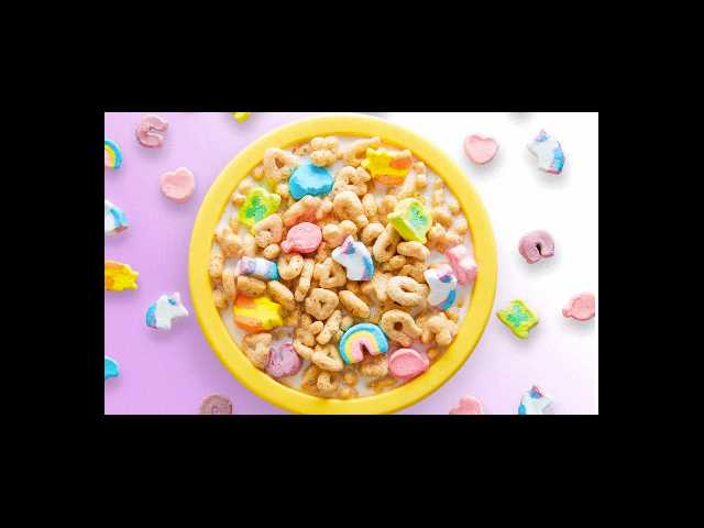 Lucky Charms adds its first new marshmallow in 10 years. Here's what it looks like