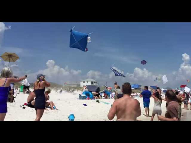 Have You Seen This? Blue Angels thrill beachgoers