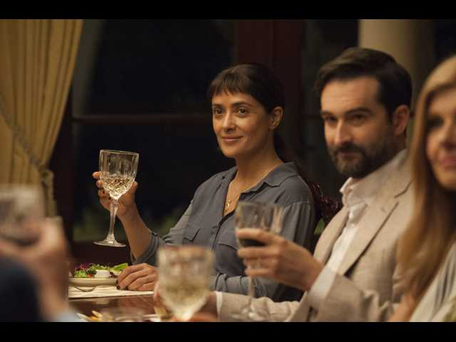 Accusatory 'Beatriz at Dinner' leaves subtlety on the table