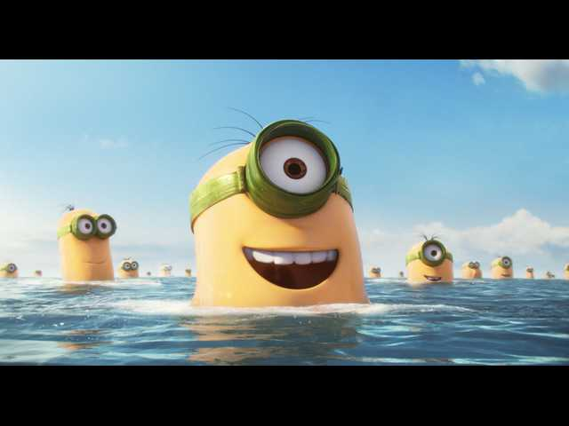 Quirky 'Minions' makes for some harmless, goofy family fun
