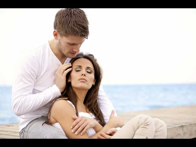 How to caress a man romantically