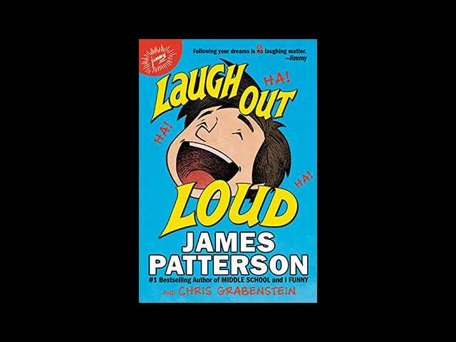 James Patterson's newest children's book proves dreams are no laughing matter