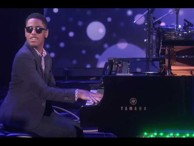The Clean Cut: Blind teenage piano virtuoso's incredible performance on 'Ellen'