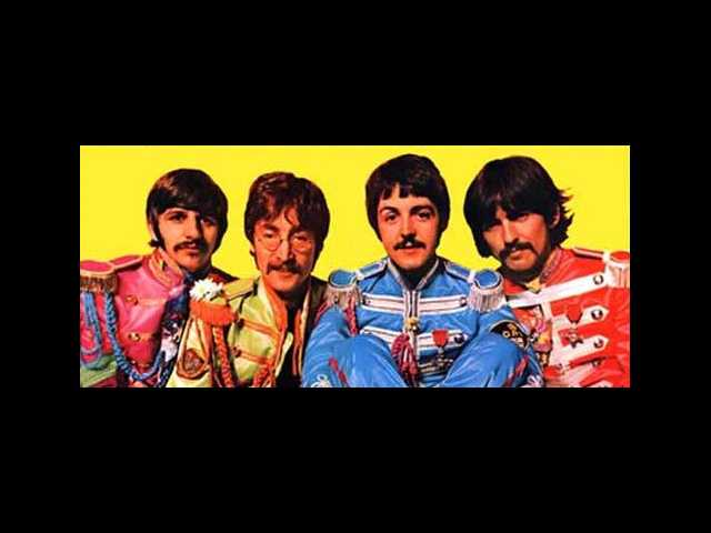 The Beatles' influential 'Sgt. Pepper' album is a half-century old