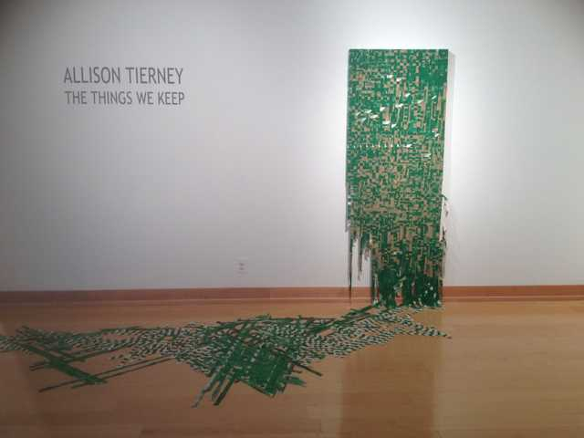 Exhibit explores 'The Things We Keep'