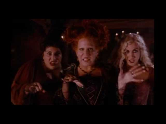 'Hocus Pocus' is officially getting a remake