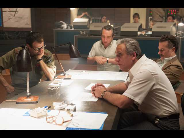 Movie review: Hijacking drama '7 Days in Entebbe' heavy on philosophy but light on tension