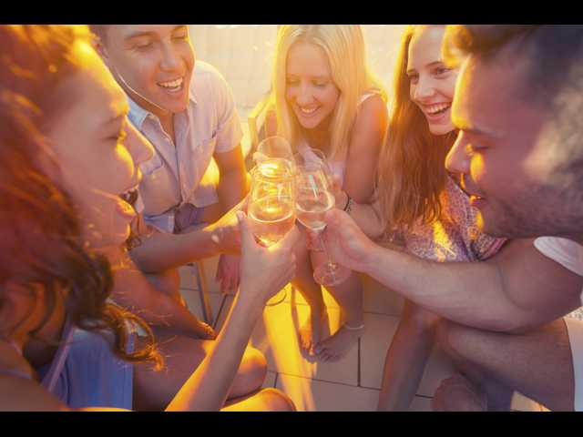 Risky drinking is on the rise among young adults around the world, report shows