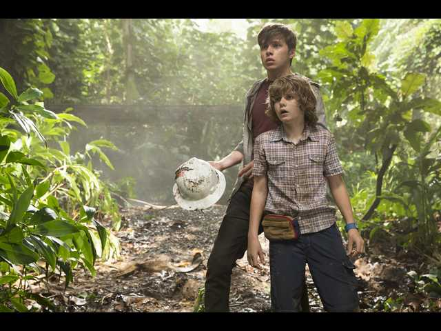 Jurassic World: the parental perspective
