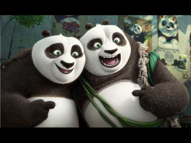 Creative animation and positive messages make 'Kung Fu Panda 3' a fun family option