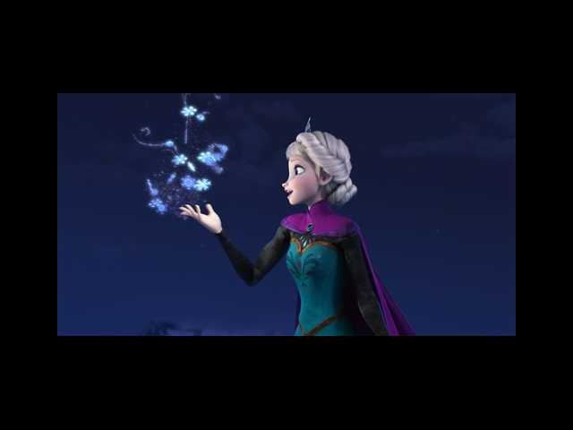 People bothered by cold are blaming Queen Elsa