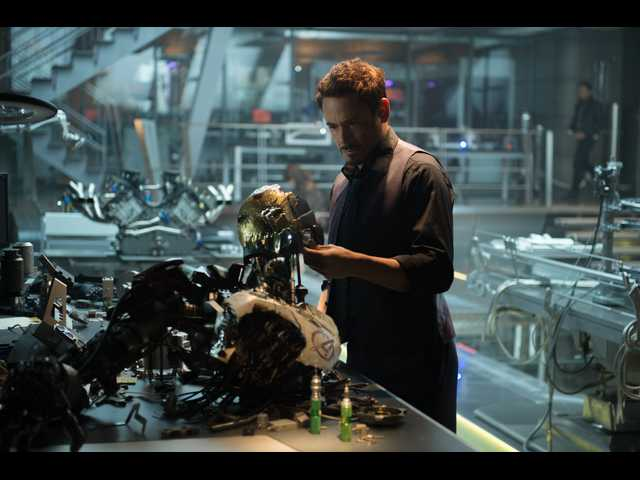 'Avengers: Age of Ultron' features a winning formula