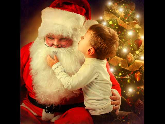 Want your children to meet Santa this holiday season? It might cost you