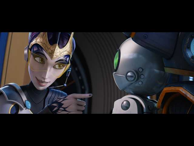 Video game adaptation 'Ratchet & Clank' has merit, but can't compete with the big boys