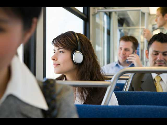 Your commute just got a lot less stressful with this podcast