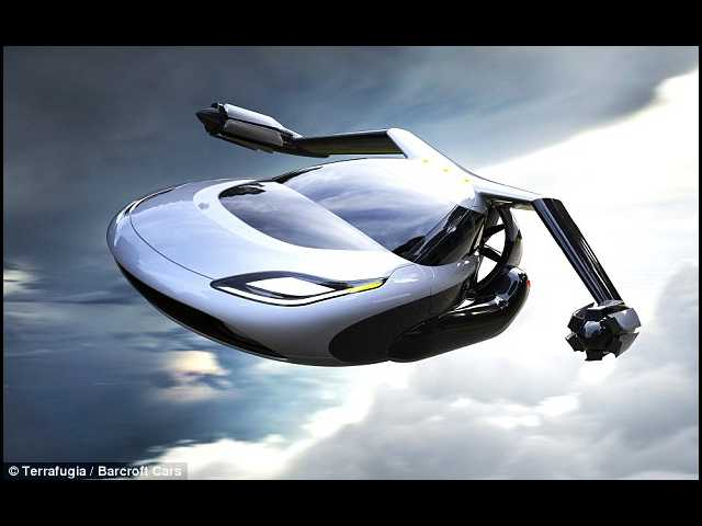 Misfired tech predictions: Flying Cars