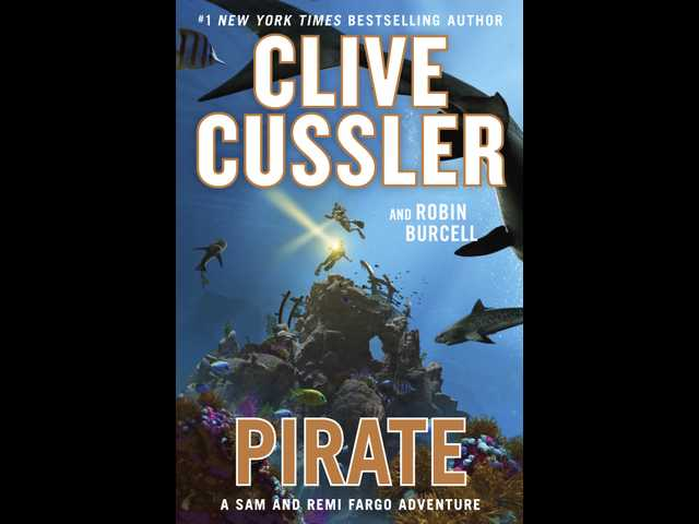Book review: Cussler's winning formula makes 'Pirate' a pleasing, low-key read