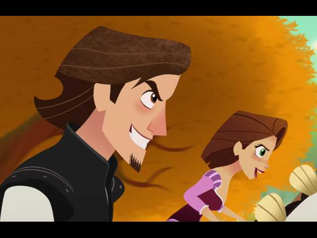 The Clean Cut: Watch the first five minutes of the all-new 'Tangled Before Ever After'