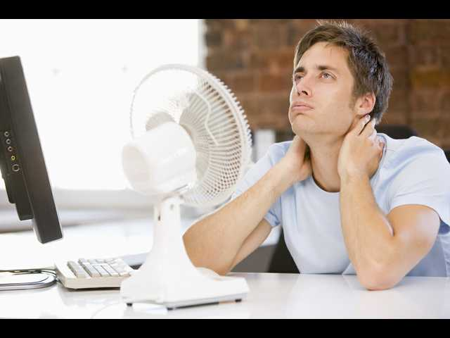 It may be too hot to work outside by 2030, research predicts