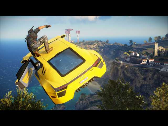 Make a little mayhem with 'Just Cause 3'