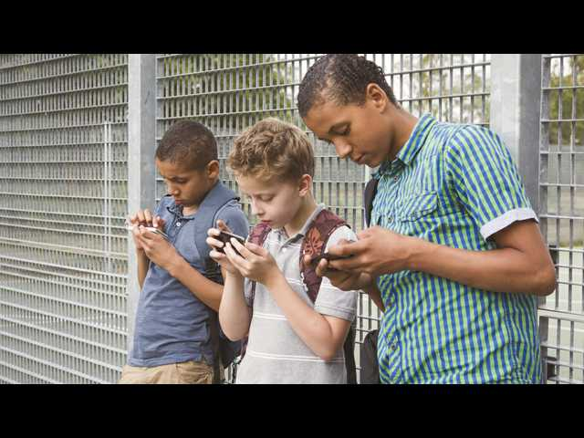 Why every kid should have a cellphone