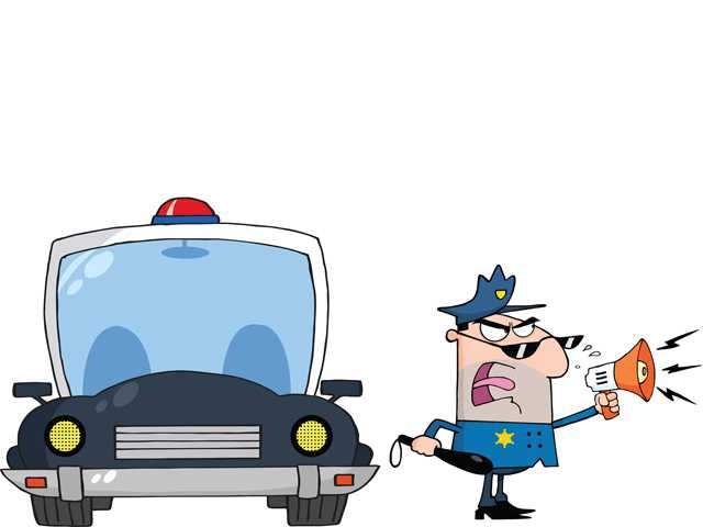 Connect Crime: Road Rage Starts Early