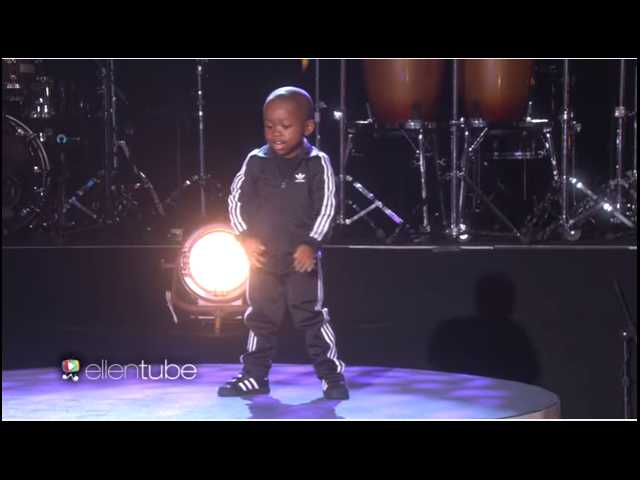 Have You Seen This? 4-year-old dancer kills it on 'Ellen'