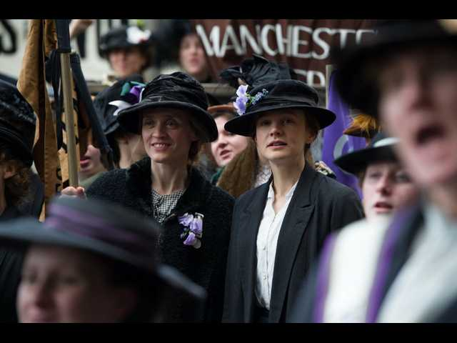 'Suffragette' gets lost with good intentions