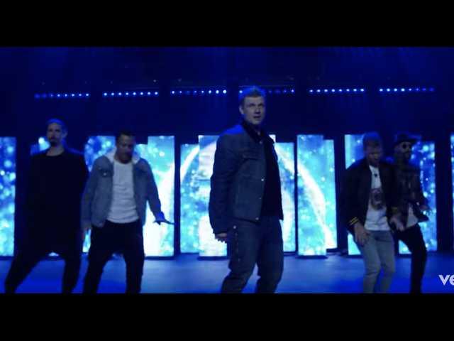 Backstreet Boys are back with a fresh, new single