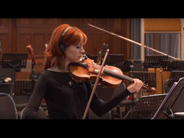 The Clean Cut: Lindsey Stirling performs on Disney's 'Pete's Dragon' soundtrack
