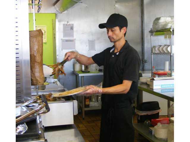 What's a döner kebab?
