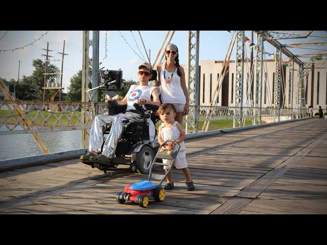 Moving 'Gleason' stresses the importance of determination, fatherhood
